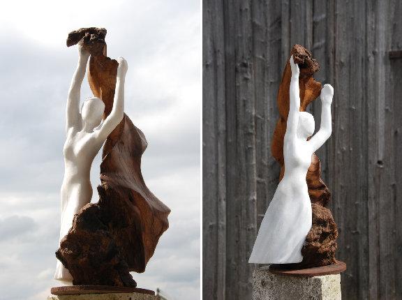 2010 – Birne, Marmor – 0,60m